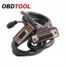 DB15 Pin Master Main Test Kabel Voor Voor X431 Iv Scanner Automotive Auto Diagnostic Tool Db 15PIN Test Connector Kabel gratis Schip