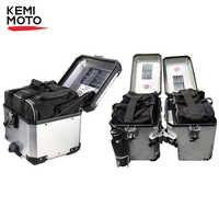 Pour BMW F800GS ADV R1200G LC R1250GS moto bagages sacs extensible intérieur sacs pour BMW R 1200 GS Adventure 2013-2018