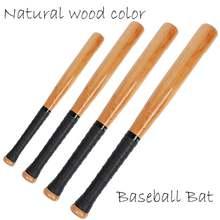 1 шт натуральная твердая древесина Бейсбол настольного тенниса