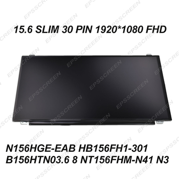 new replacement  display 15.6 slim 30 pin FHD 1920*1080 laptop screen for HP Pavilion 15-Ak006nc  notebook panel