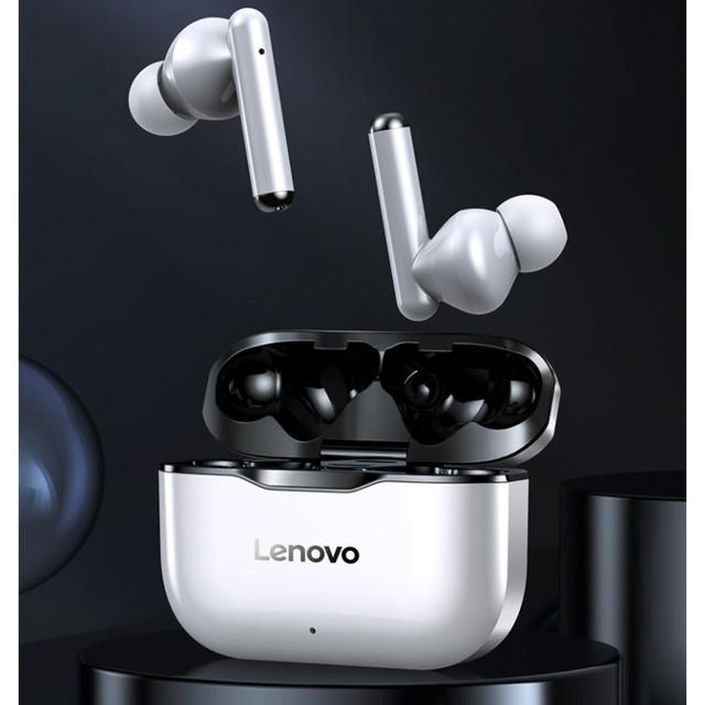 Lenovo LP1 TWS Earphone Bluetooth 5.0 Sport Earbud Noise Cancelling Mic 3