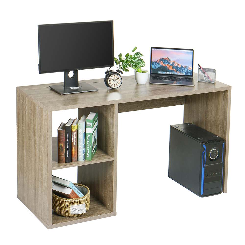 Computer Desk Table Laptop Desk Gaming Desk Study Computer Table Bookshelf Combined Household Writing Desk Furniture