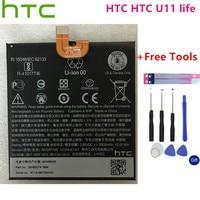 HTC Original battery 2600mAh B2Q3F100 B2Q3F100 For HTC HTC U11 life mobile phone batteries+Free Tools|Mobile Phone Batteries| |  -