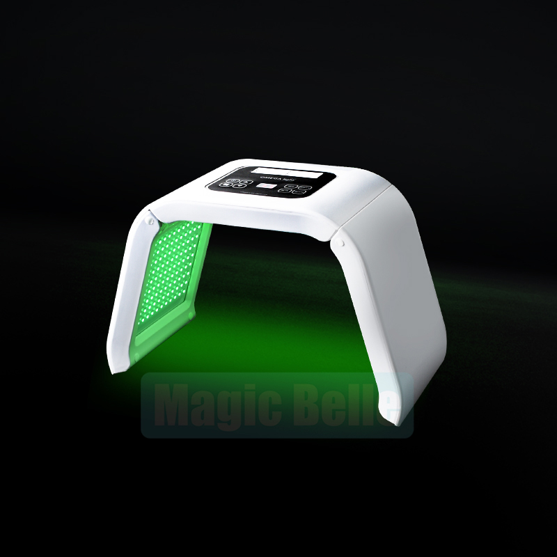 CE Approved LED Photon Light Facial Mask Machine 7 Colors Therapy Skin Rejuvenation Anti Wrinkle Whitening Light Therapy