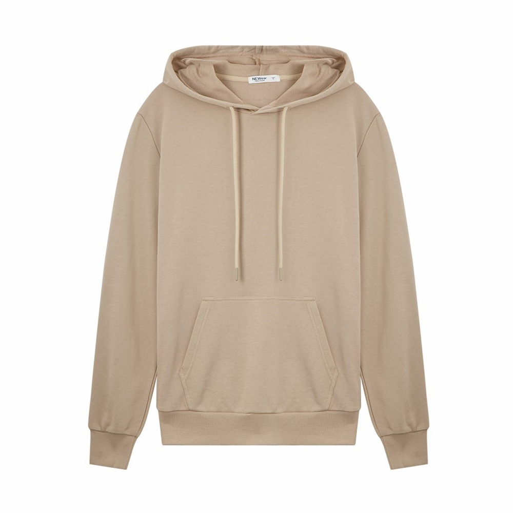 Metersbonwe Basic Hoodies Male Female Hooded Sweatshirts High Quality Solid Colour Fashion Unisex Hoodies Skateboard Streetwear 6