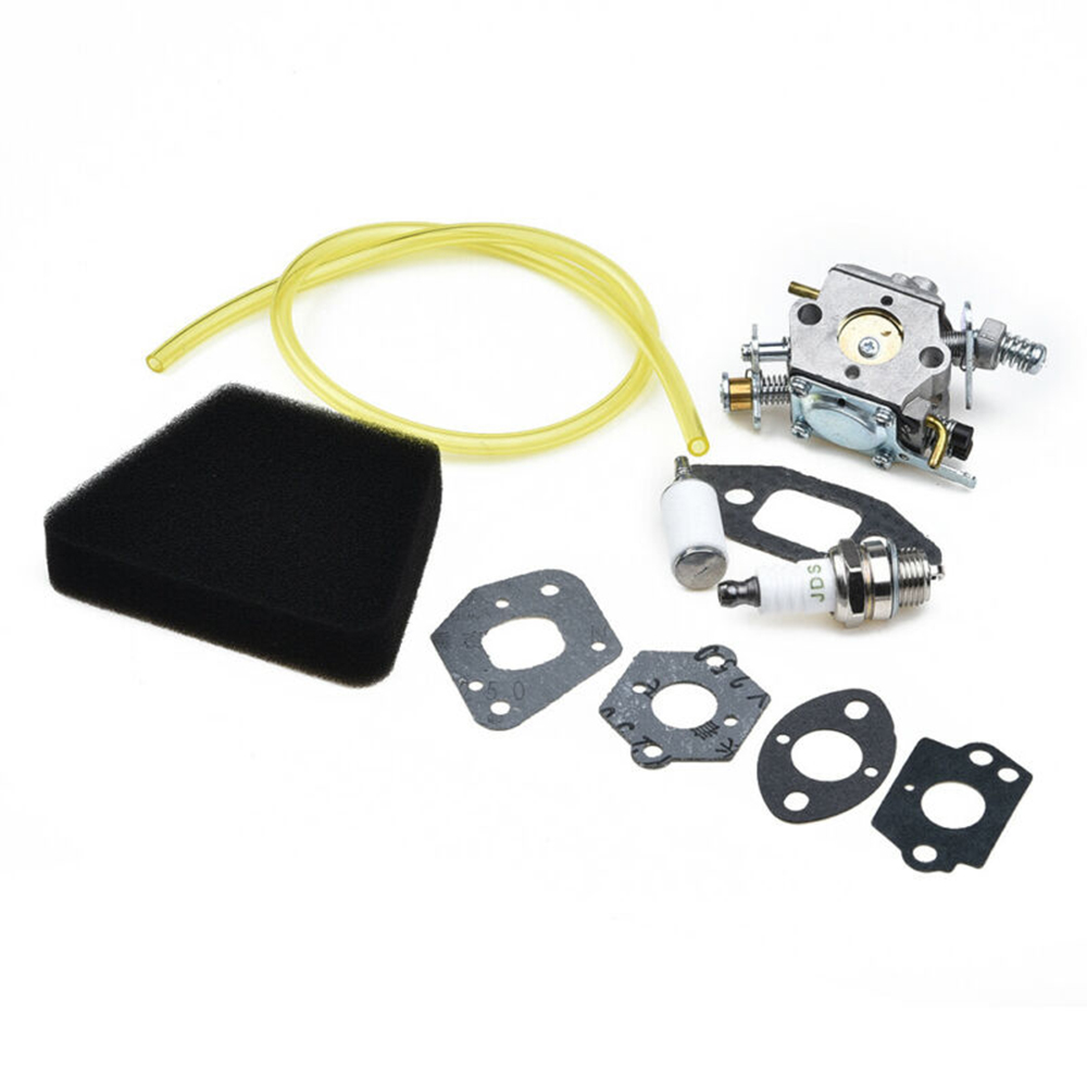 Parts Carburetor Kit For <font><b>MCCULLOCH</b></font> MAC CAT <font><b>335</b></font> 440 <font><b>Chainsaw</b></font> Air Filter Replacement Accessories Kits image