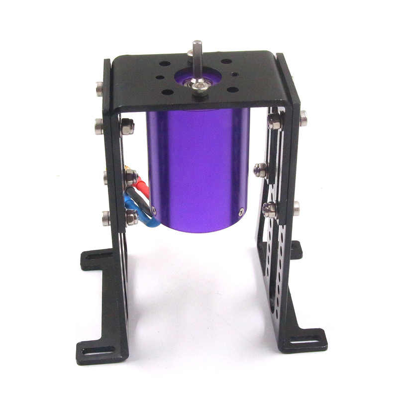 RC accessoreis كبير 50-110 مللي متر جدار الحماية نمط جهاز تثبيت المحرك المعادن قوية وخفيفة الوزن قابل للتعديل ل BLDC فرش