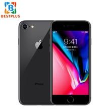 T-Mobile Version Apple iPhone 8 A1905 LTE Mobile Phone 4.7″ 2GB RAM 64GB/256GB ROM Fingerprint iOS 11NFC 1821mAh CellPhone