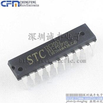 5 piezas STC12C2052-35I-PDIP20
