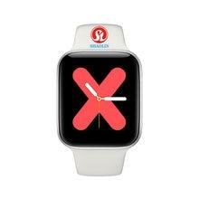 44 мм часы 5 Bluetooth умные часы, умные часы для Apple Watch, версии iOS iphone Android телефон Heart Rate фитнес трекер PK IWO 12 Pro