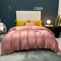 800 TC tencel bedding set king duvet cover and pillow cases