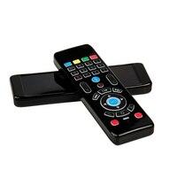ir למידה T16 עם תאורה אחורית קול אייר עכבר עם RF 2.4G מקלדת מסך מגע מרחוק עם למידה IR עבור אנדרואיד טלוויזיה תיבת IPTV Smart TV (1)