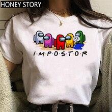 Graphic Tees Fashion Tshirt Female Cartoon Kawaii Summer Funny Tosp Unisex