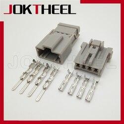 1/5/10/20 комплектов, автомобильный негерметичный 4-контактный разъем Sumitomo HD 6098-0244 6098-0243