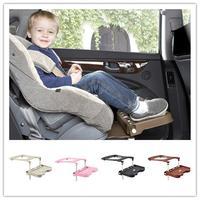 Assento de Segurança para Crianças Assento de Segurança do carro da Criança Pedal Placa de Pé Conjunto Pedal Resto Titular Suporte Do Carro da Segurança da Criança assento Almofada Do Pé|Pedais| |  -