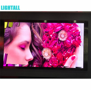 Image 5 - 500x500mm indoor rgb led display screen p3.91 indoor die cast aluminum cabinet for rental advertising video wall led screen