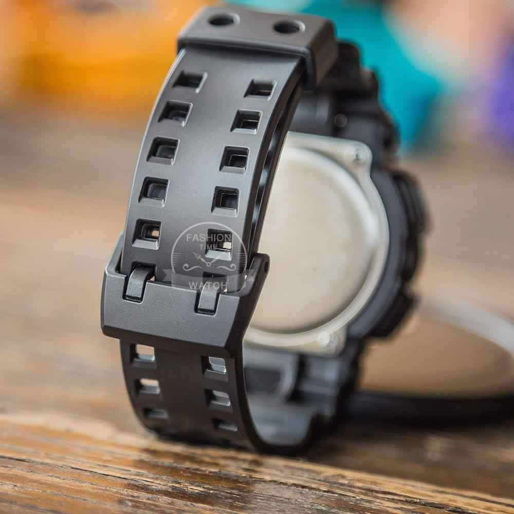 שעון יוקרה גברים שעונים Casio G-SHOCK למעלה מותג יוקרה LED צבאי כרונוגרף relogio שעון יד דיגיטלי 200 m קוורץ גברים שעון עמיד למים שעון צוללנים שעונים עמיד בפני זעזועים g שעונים g האופנה רחוב גברים שעון masculino reloj