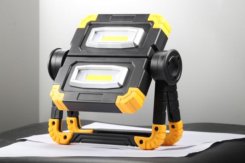 lampes de poche Led lumière 150W