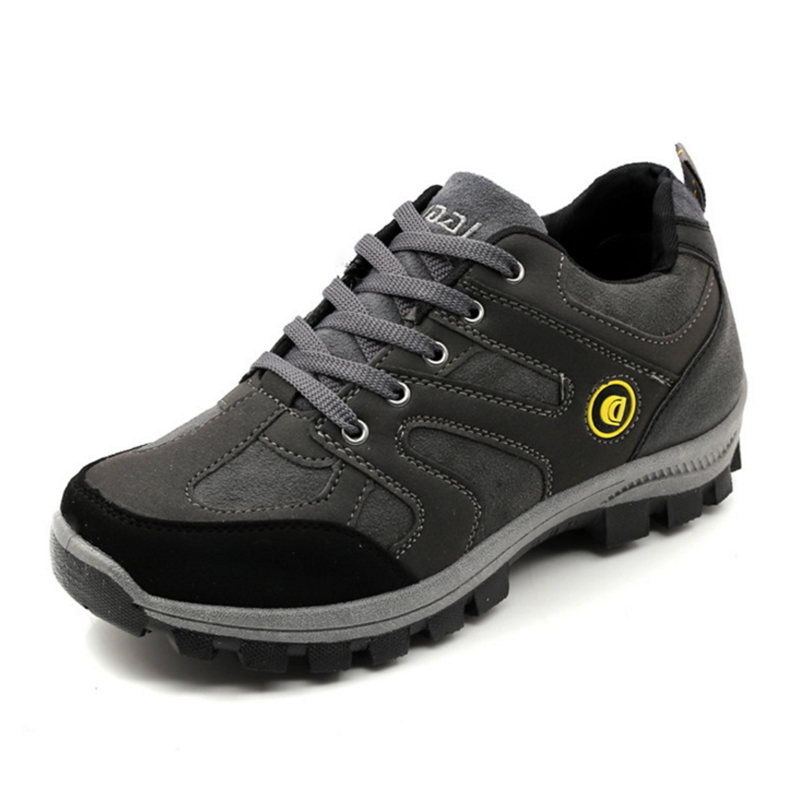 2019 New Male Hiking Shoes Waterproof Sneakers Breathable Hiking Men Shoes Climbing Sport Shoes Men Outdoor Trekking Shoes