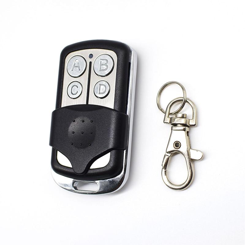 433.92MHz Garage Door Remote Control For ALUTECH AT-4 MOTORLINE DOORHAN KEY NOVA BENINCA For Garage Gate