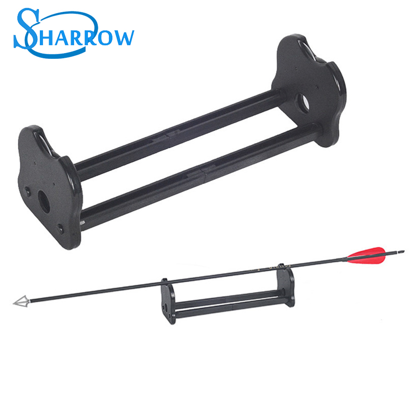 Arrow Shaft Inspector Straightness Tester Detecting The Degree Of Feathers Balance Training Precise Shooting Accessories