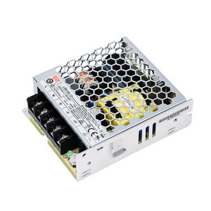 Image 2 - Mean Well LRS 50 12 meanwell 12VDC/4.2A/50W Single Output Switching Power Supply online store