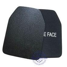 NIJ IIIA PE Lightweight Bulletproof Insert Plate Bulletproof Vest Plate Level 3A Body Armor Plates
