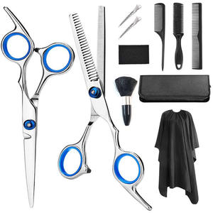 Shears-Devices Scissors-Set Salon-Tool Hair Hairdressing-Scissors Cutting Barber-Barbershop
