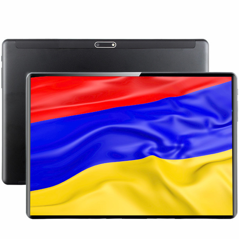 128G Tablet Google Store Octa Core 6GB RAM 128GB ROM 3G  Android 9.0 Tablet GPS WIFI 1280 800 IPS Tablet Pad 2.5D Glass Screen