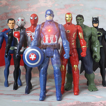 20cm avengers iron man…