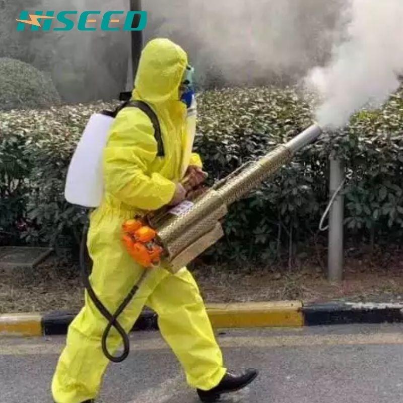 China Thermal Fogger Prevent Virus Pesticide Sprayer Fogging Fumigation Machine For Sale
