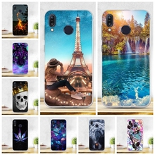 Case For Asus zenFone MAX M1 ZB555KL Case Silicone 3D Painting Soft TPU Back Cover for Fundas Asus zenFone MAX M1 ZB555KL Cover аксессуар чехол red line для asus zenfone m1 max zb555kl unit black ут000014608
