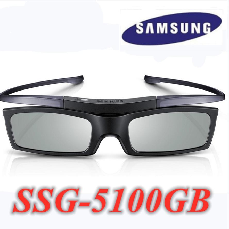 4 x Official Original 3D glasses ssg-5100GB 3D Bluetooth Active Eyewear Glasses for all Samsung 3D TV series