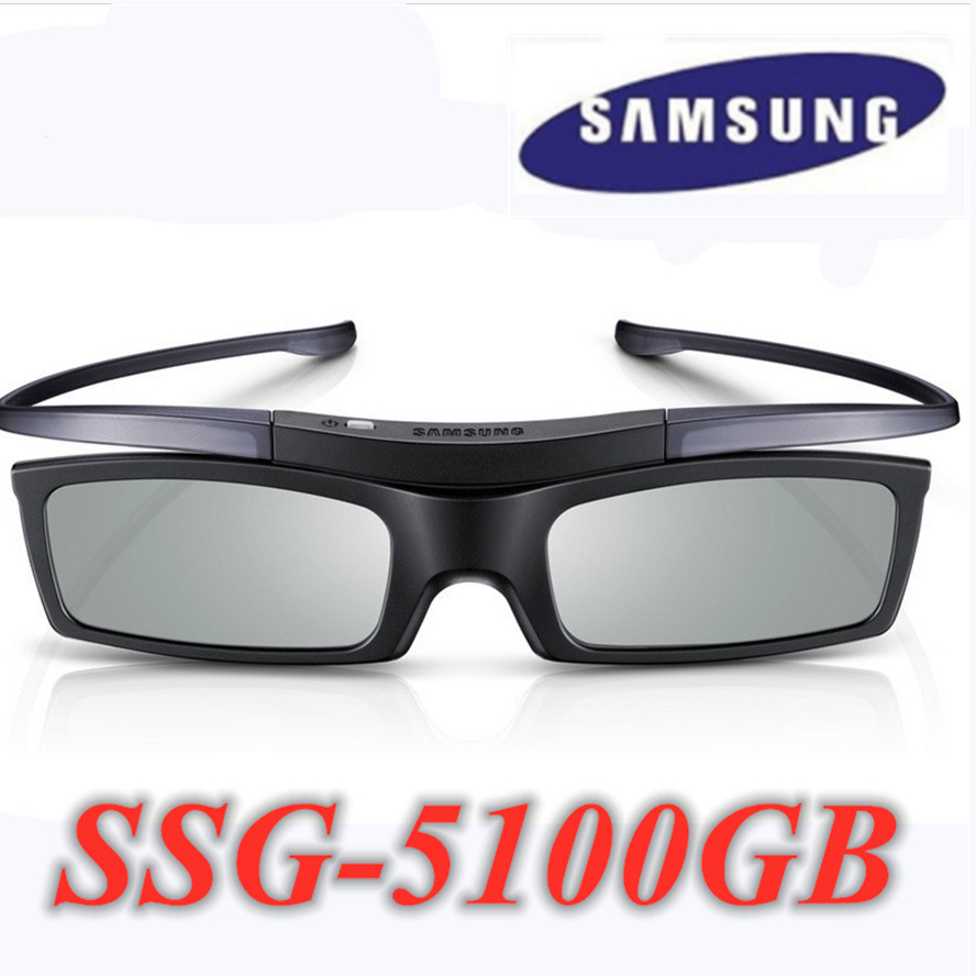 4 x Official Original <font><b>3D</b></font> glasses ssg-5100GB <font><b>3D</b></font> Bluetooth Active Eyewear Glasses for all <font><b>Samsung</b></font> <font><b>3D</b></font> <font><b>TV</b></font> series image