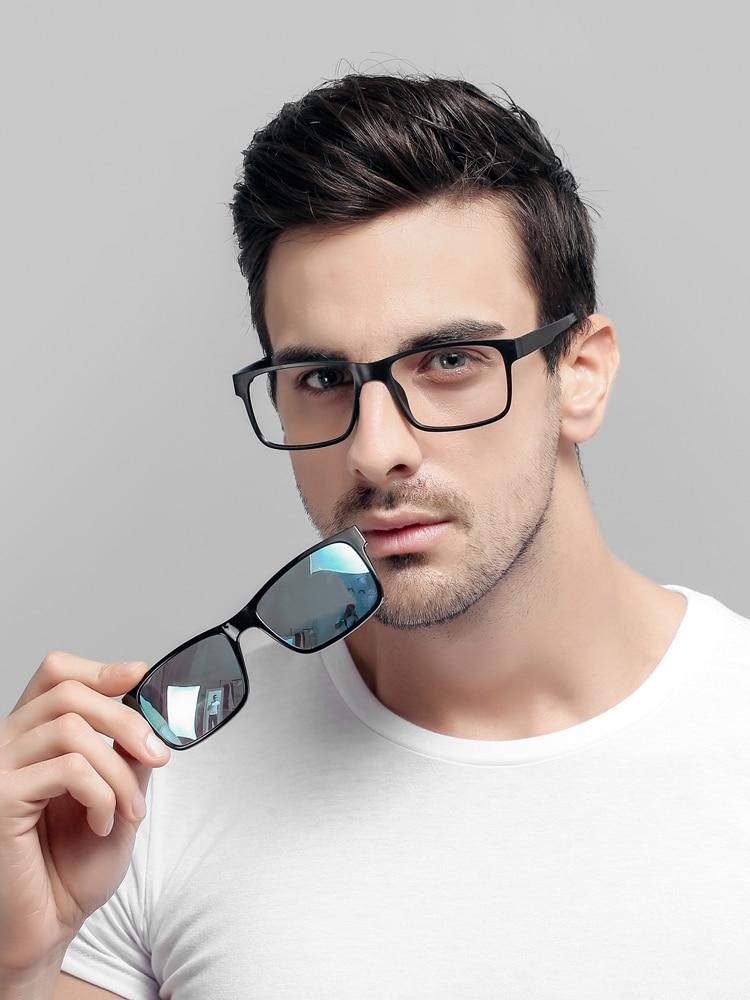 Eyeglasses Brand Eyewear Magnet Myopia Designer Polarized Women