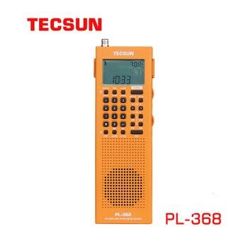 Радиоприемник TECSUN PL-368, FM/DSP/ETM/ATS/SSB 3