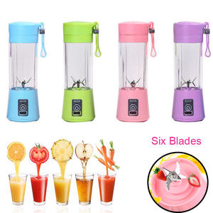 Mixer Cup-Machine Blender-Bottle Electric-Juicer Vegetable-Smoothie Fruit Food Kitchen