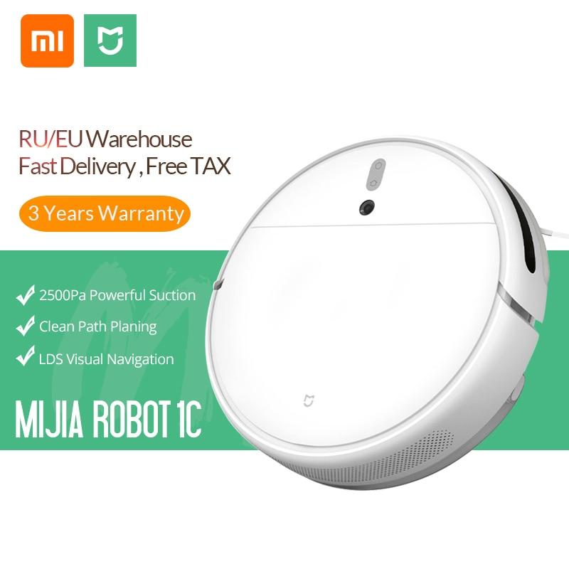 Робот-пылесос XIAOMI MIJIA Mi 1C для уборки дома, 2500 па