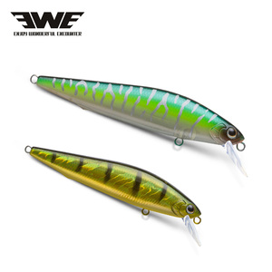 EWE YINDAO Minnow Lure 8mm/10g 100mm/14g 65mm/7g Wobbler Articial bait fishing tackle for bass lures