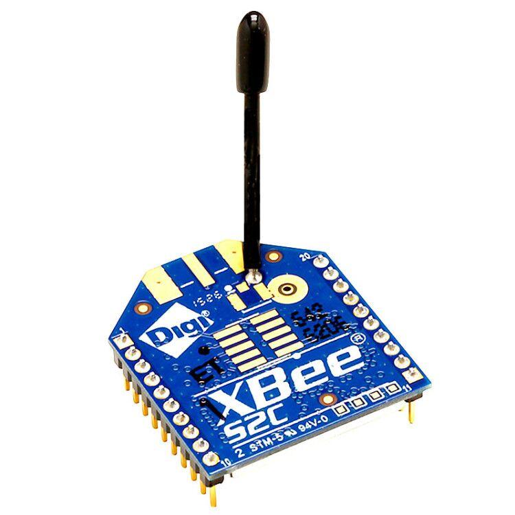 XBee S2 2mW Zigbee Wireless Data Transmission Module 120 Meters For Arduino