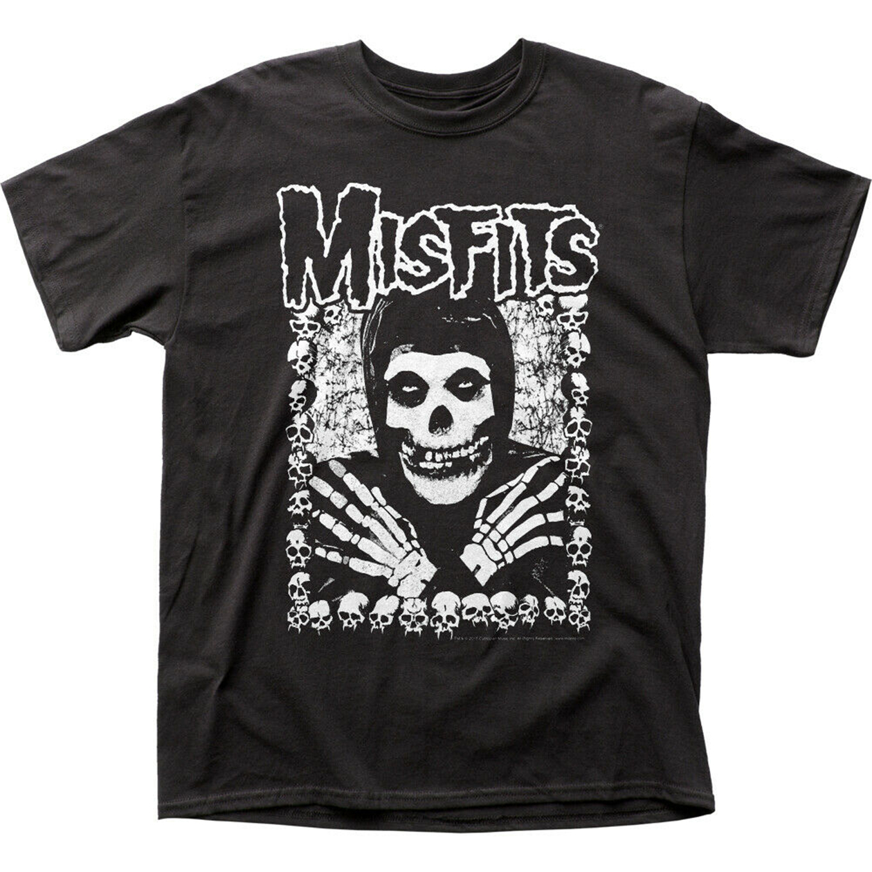 Misfits I Want Your Skulls Classic Adult Tops Tee T Shirt Fashion Classic T-Shirt
