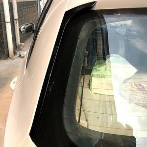 Image 4 - Стикеры для спойлера заднего бокового крыла, Накладка для Volkswagen Golf 6 MK6 (не подходит для GTI и R), аксессуары для стайлинга автомобиля
