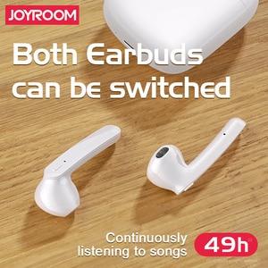 Image 5 - JOYROOM T04S TWS Bluetooth סטריאו רעש אוזניות ביטול אלחוטי סטריאו אוזניות אוזניות עם מיקרופון עמיד למים HIFI באיכות