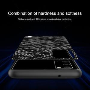 Image 5 - NILLKIN Twinkle etui na telefon do Samsung Galaxy S20/S20 Plus/S20 Ultra luksusowe elastyczne TPU PC powrót obudowa na telefon Fundas Coque