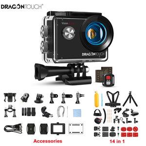 Dragon Touch 4K HD Action Came