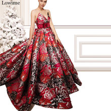 2020 Speciale Stof Avondjurk Lange Strapless Caftan Prom Jassen Party Arabisch Celebrity Dress Robe De Soiree Vestido De Novia(China)