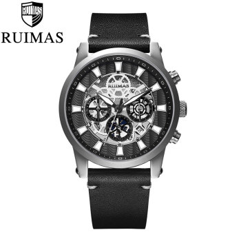 Ruimas Automatic Mechanical Waterproof Clock