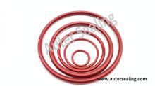 FEP lub silikon 95 #215 6 95 #215 7 FEP SIL fep-oring enkapsulowany FEP + FPM ORING FEP MVQ tanie tanio CN (pochodzenie) Rubber Ring Gasket Standard