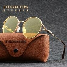 Round Vintage  Women Polarized Fashion Gradient Sunglasses Ladies Sun Glasses Female Shades Oculos de sol Feminino UV400