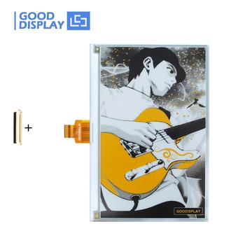 7.5 inch colorful e-ink display with 800x480 resolution e-paper display
